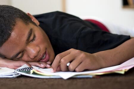 Our Kansas teens could use some more sleep