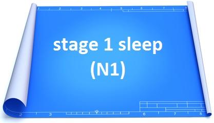 stage 1 sleep