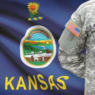 Kansas has at least 9000 Gulf Wars vets who suffer from the poor sleep problems that come with PTSD
