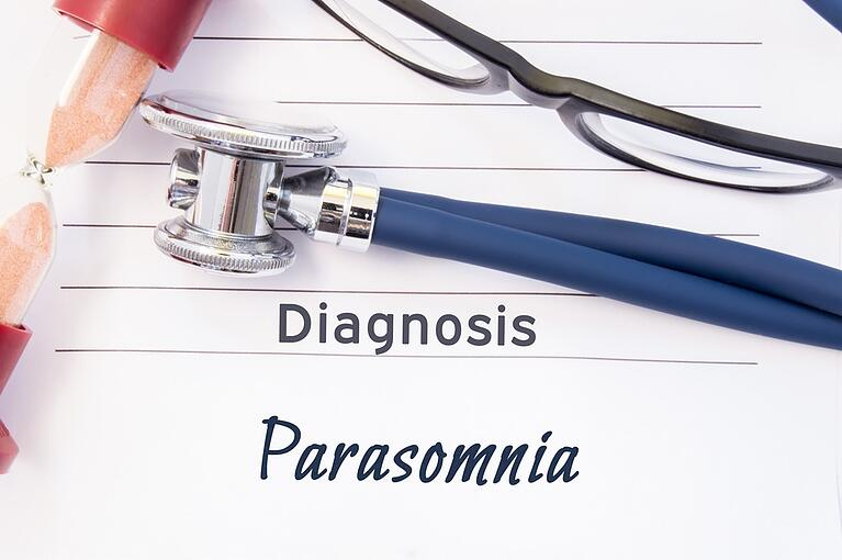 what is a parasomnia