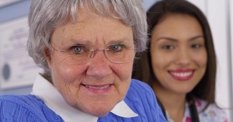 caregiver and your sleep study