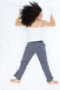 prone_sleep or stomach sleeping