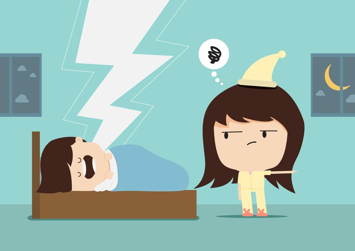 sleep apnea symptoms snoring loudly