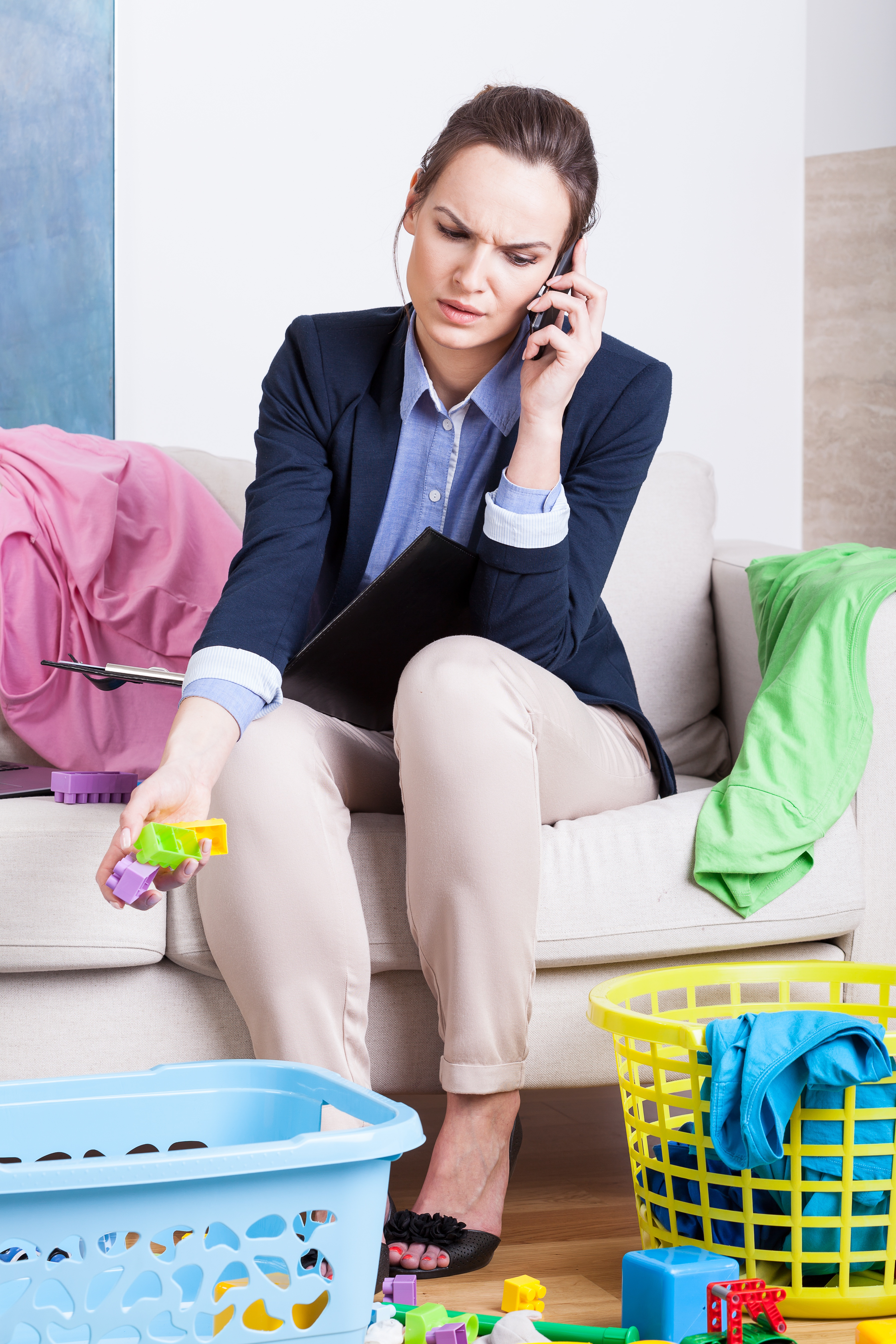 working_mothers are the most sleep deprived Americans