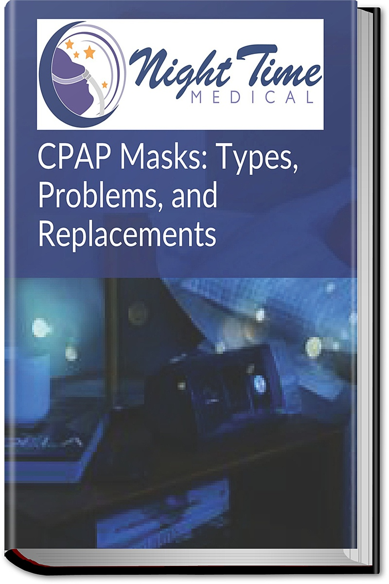 CPAP mask types, problems, and replacements