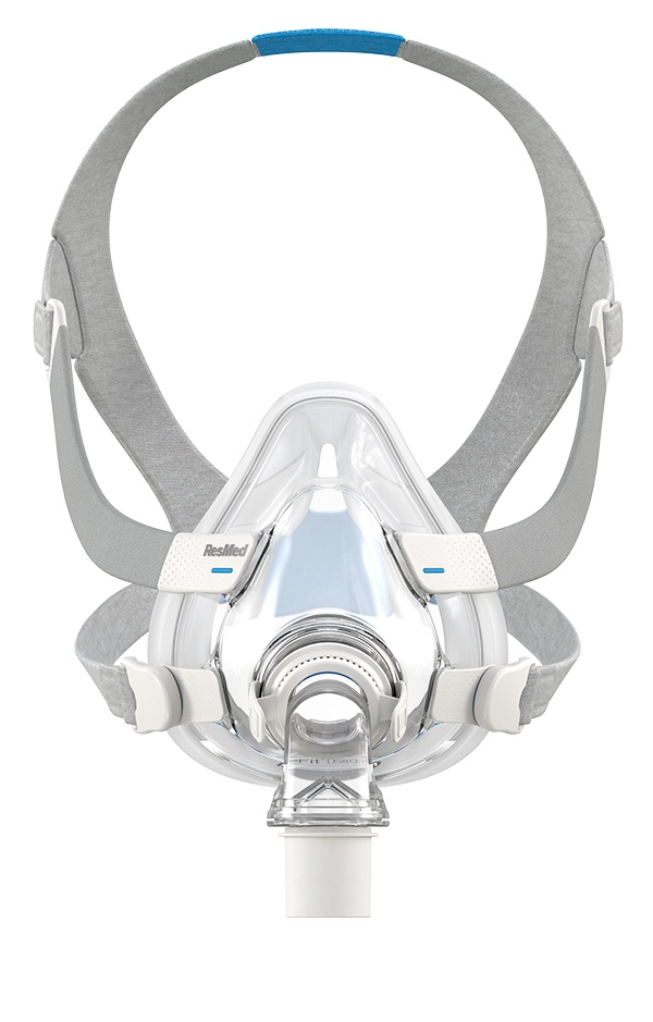 Res Med AirFit F20 Mask System Front View