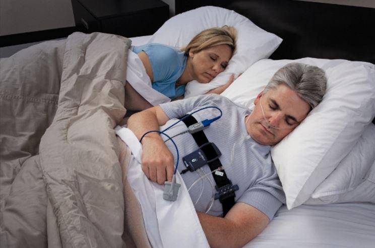 sleep apnea test machine