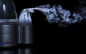 A nightstand humidifier can improve air quality and allow easier breathing and less snoring.