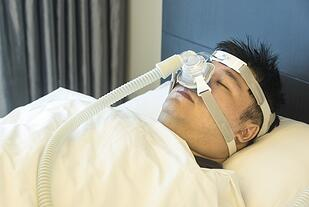 can i get up during a cpap titration