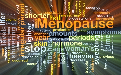 Many symptoms of menopause can have a negative impact on sleep.