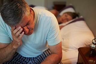 Frequent nighttime awakenings are characteristic of sleep apnea consequences.