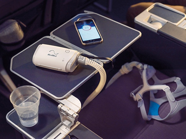 resmed airmini cpap machine for travel