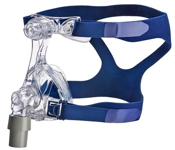resmed mirage micro nasal cpap mask with headgear