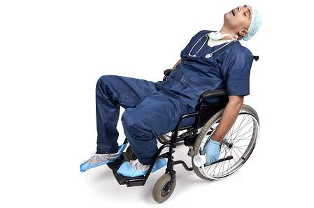 healthcare workers and drowsy driving