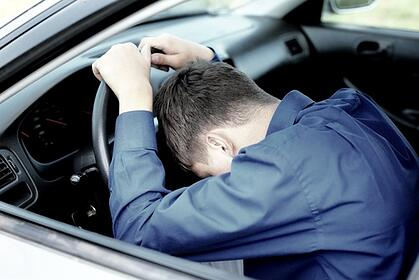 teens and drowsy driving