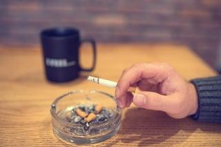 smoking and snoring