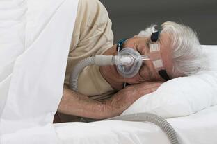 cpap titration study