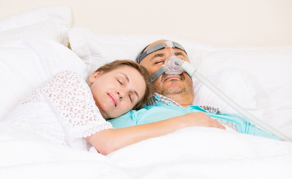 Will wearing a CPAP mask at bedtime ruin my sex life?