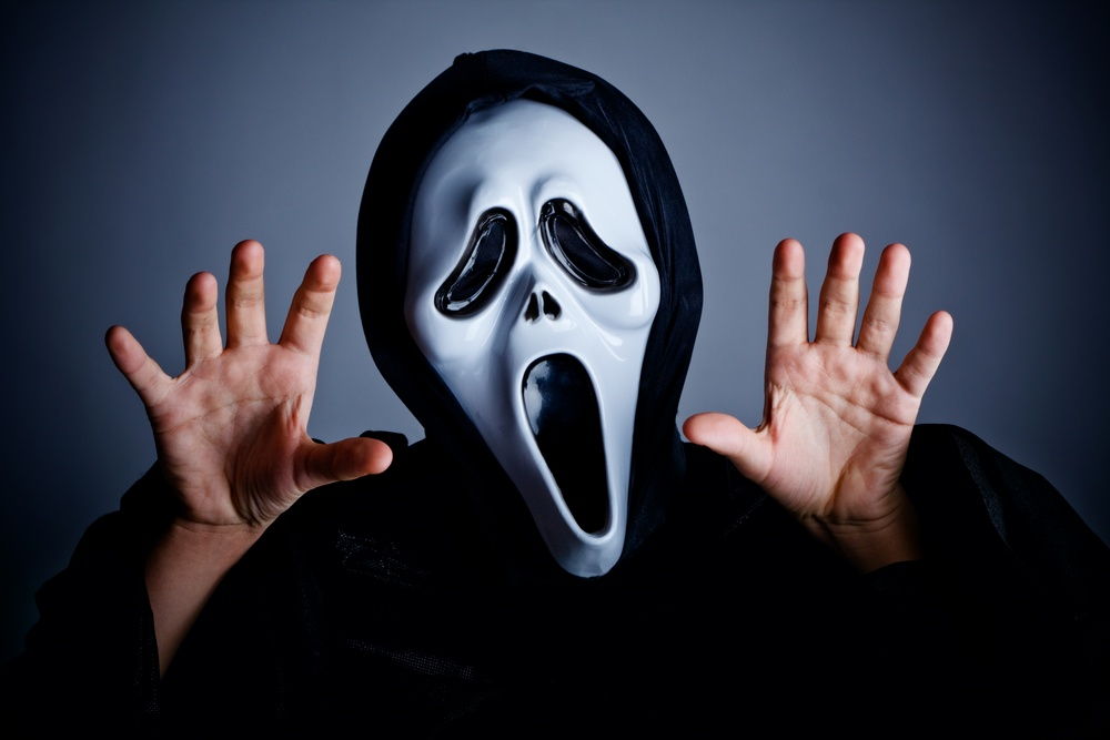 What's scarier than a CPAP mask on Halloween? (Answer: Untreated OSA)